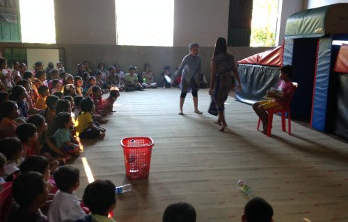 Awareness Theatre – Phare Ponleu Seplak